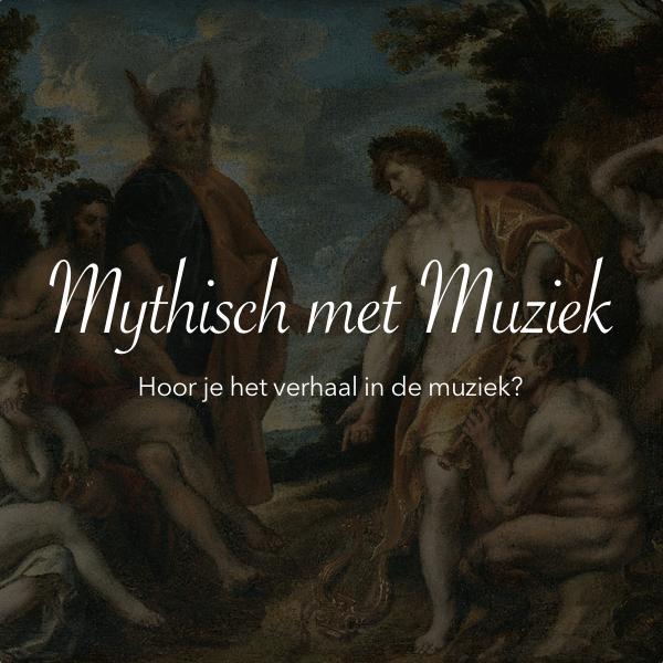 Mythisch met Muziek - logo