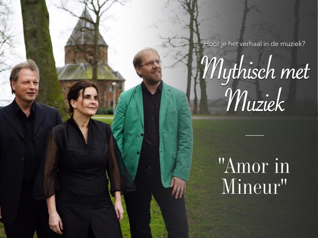 Mythisch met Muziek - Amor in Mineur
